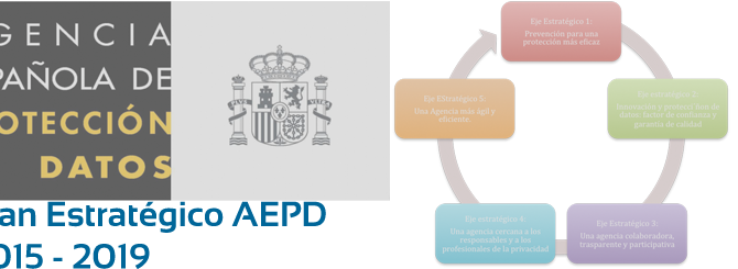Plan Estratégico 2015-2019: nuevos retos para la AEPD III