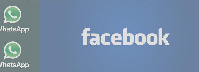 Intercambio de datos entre Whatsapp y Facebook, desaconsejado por las APD europeas